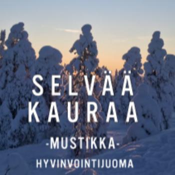 SELVÄÄ KAURAA MUSTIKKA