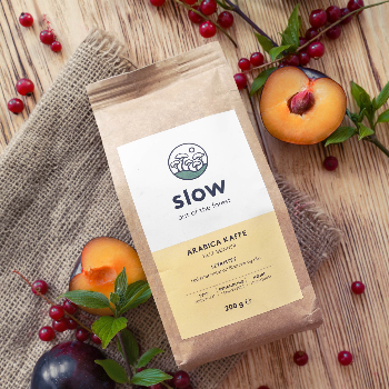 Slow Coffee - Filter Light Roast 200g