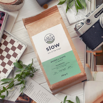 Slow Coffee - Filter Coffee Medium Roast 200g