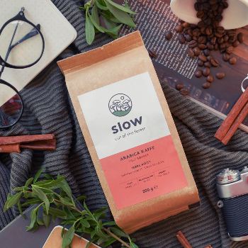Slow - Dark Roast Filter Coffee - Laos