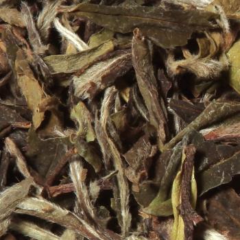 Pai Mu Tan valkoinen kuivattu teelehti luomu