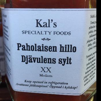 PAHUKSEN HYVÄ PAHOLAISEN HILLO, XX medium